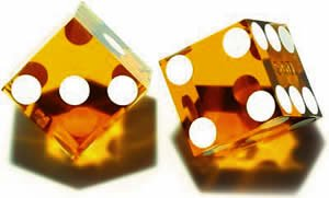 Real Rockabilly Dice Knobs